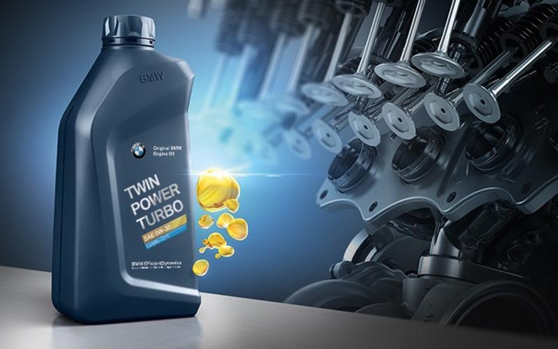 Genuine BMW Engine Oil