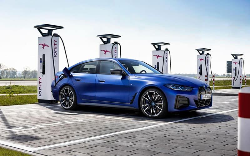 BMW i4 M50 Styling