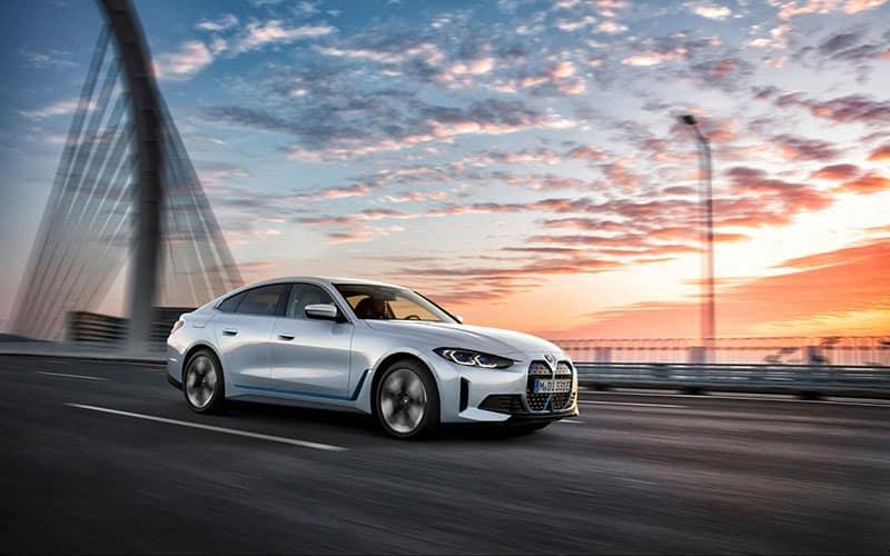 BMW i4 eDrive40 Styling