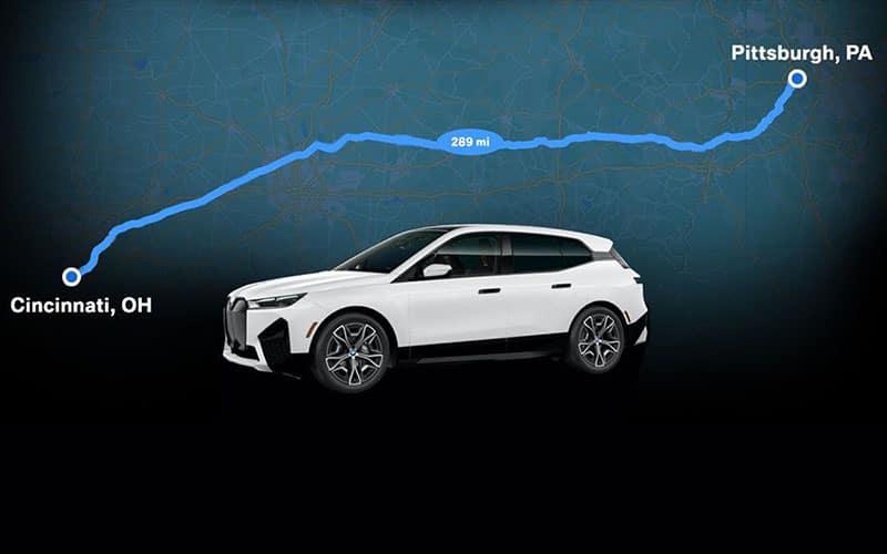 BMW iX Range