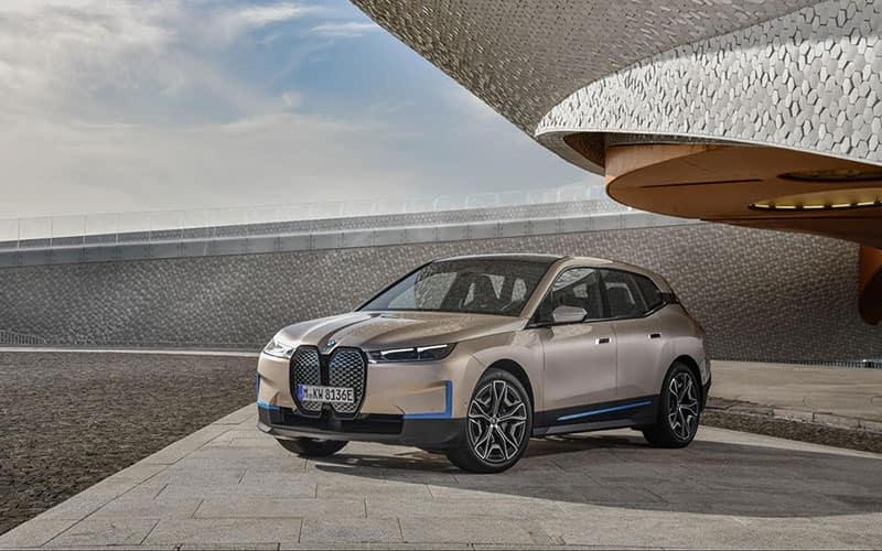 BMW iX Sports Activity Vehicle