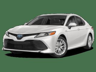 camry-hybrid model