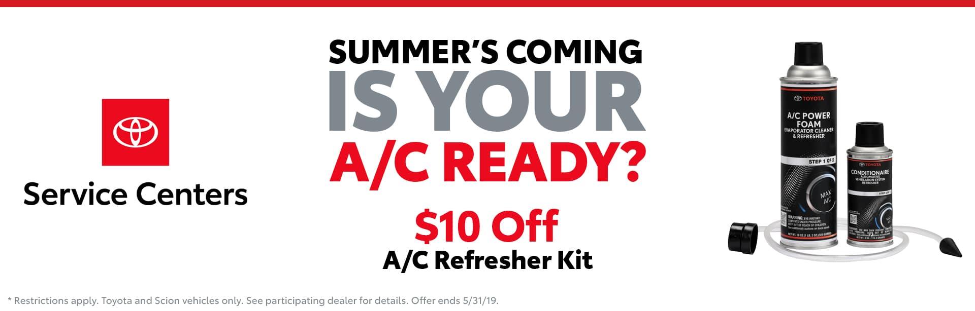 AC Refresher Kit