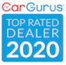 2020 Dealer Rater Badge
