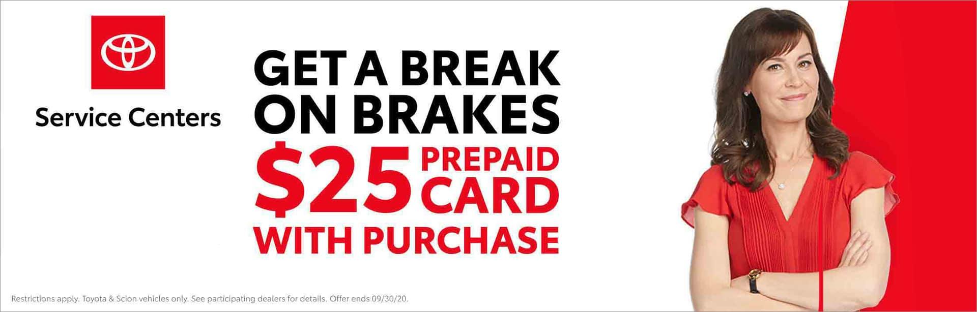 2020-09 National $25 Brake Rebate