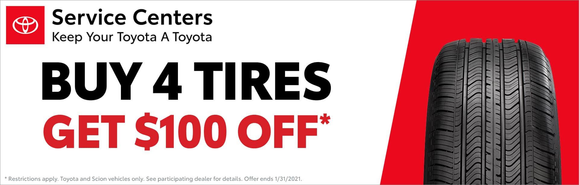 2021-01 Buy 4 Tires-$100 off_1920x614_TDDS