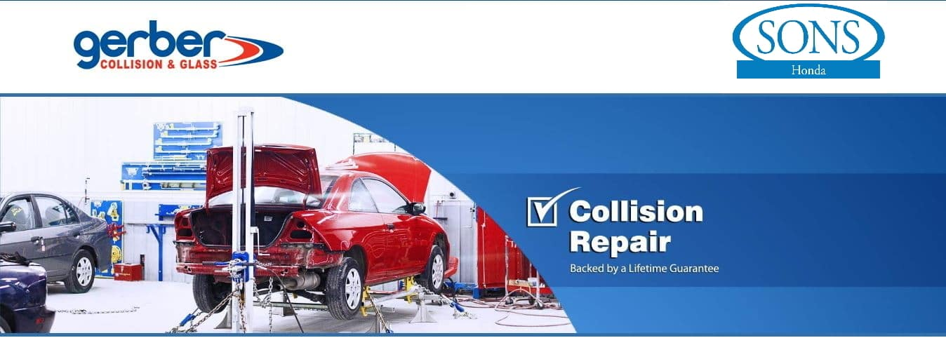 SONS Honda McDonough Georgia Body Shop and Collision Repair