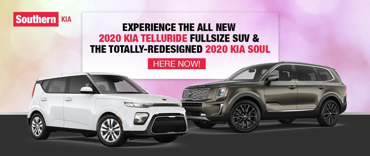 Homepage-Sliders-Southern-Auto-KIA-TELLURIDE-SOUL-5-2019