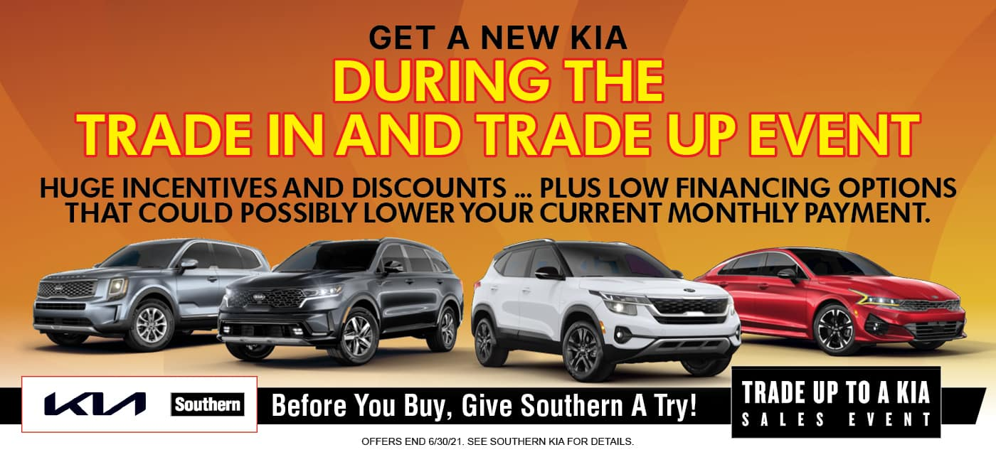 Southern Kia Trade-In and Trade-Up