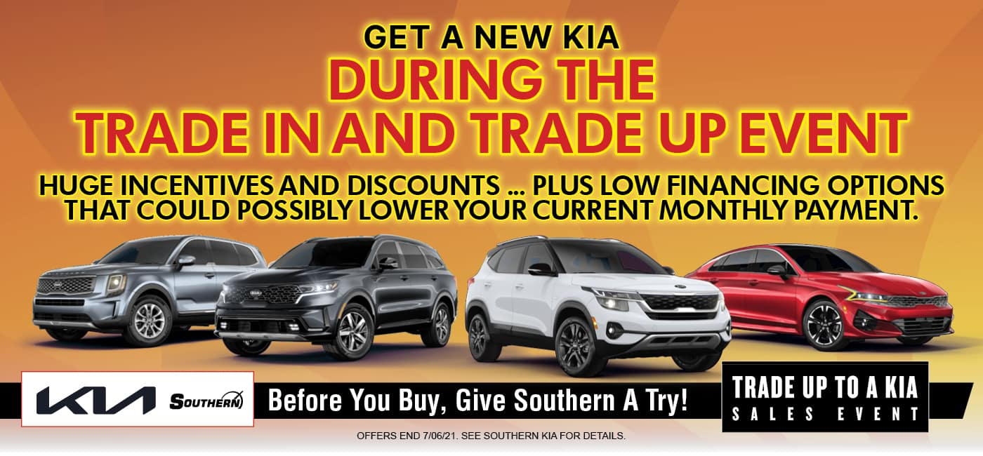 Southern Kia Trade In and Trade Up