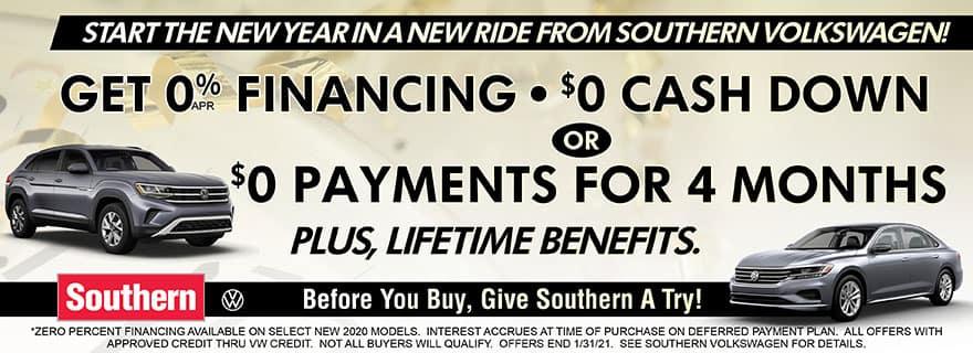 Southern VW New Ride January 2021