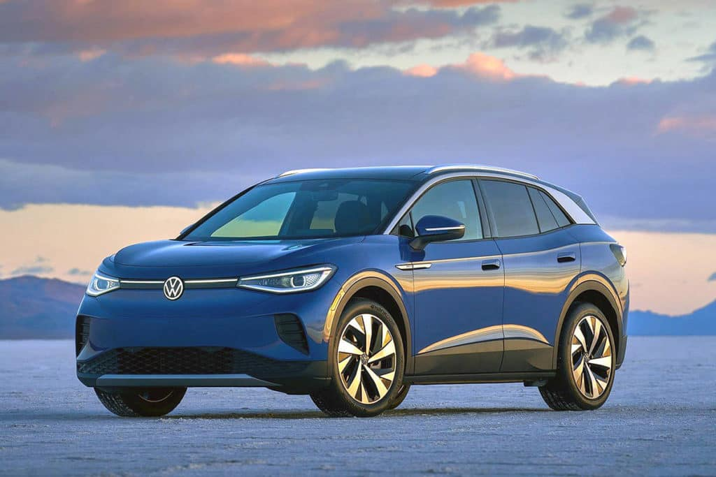 2022 Volkswagen ID