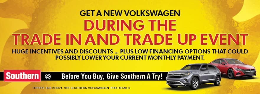 2021 southern Volkswagen deals