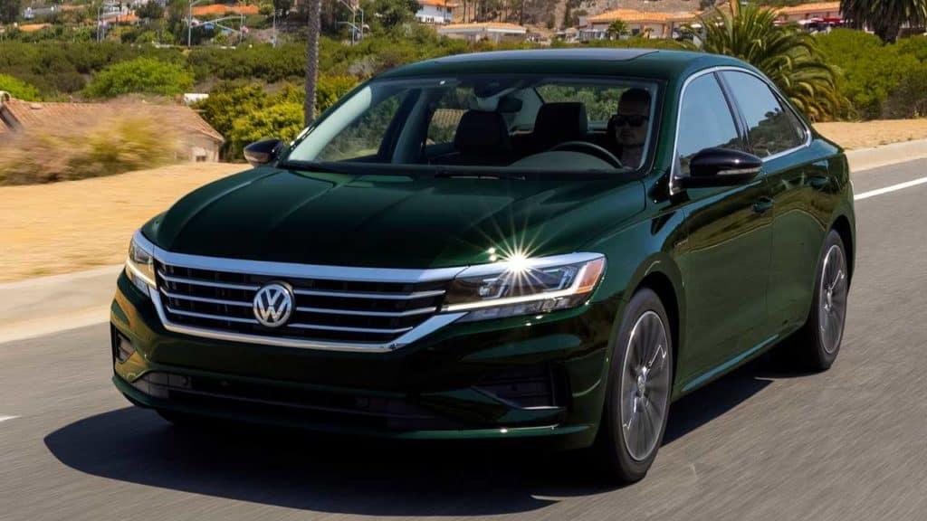 2022 Volkswagen Passat limited southern