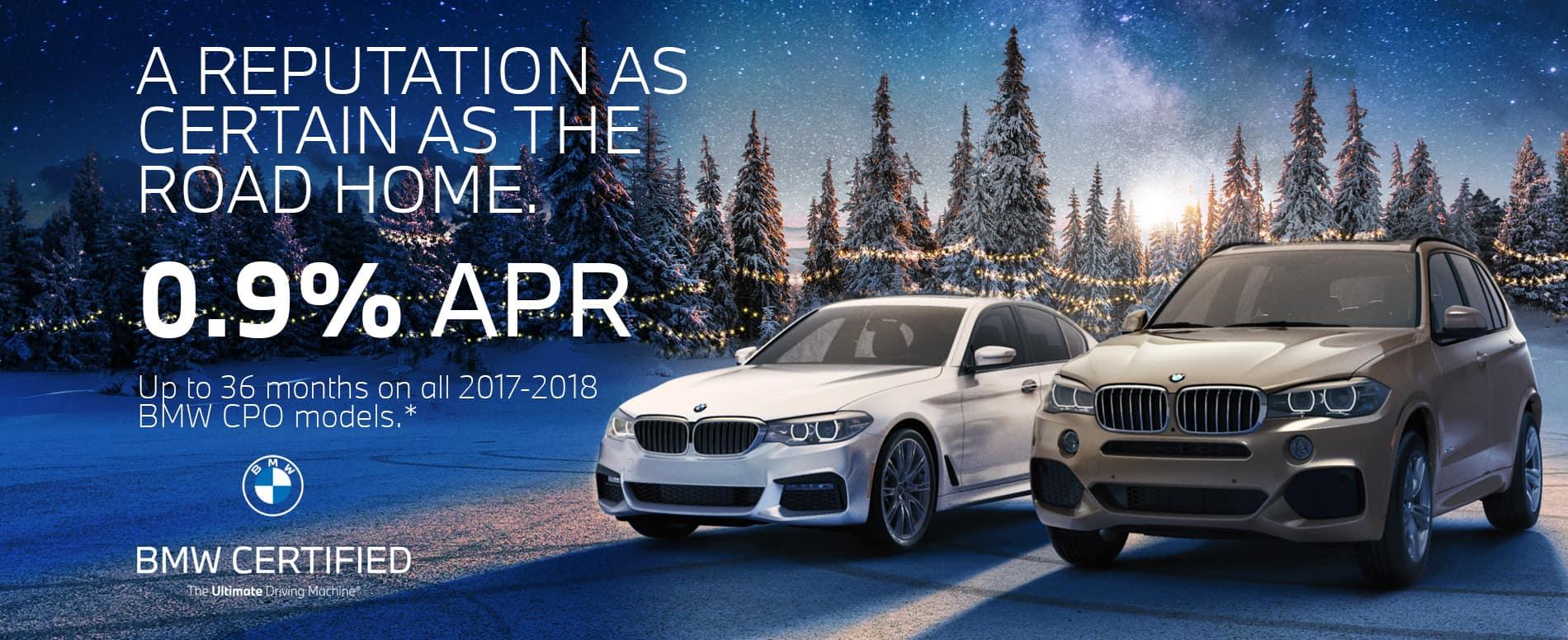 BMW CPO Event
