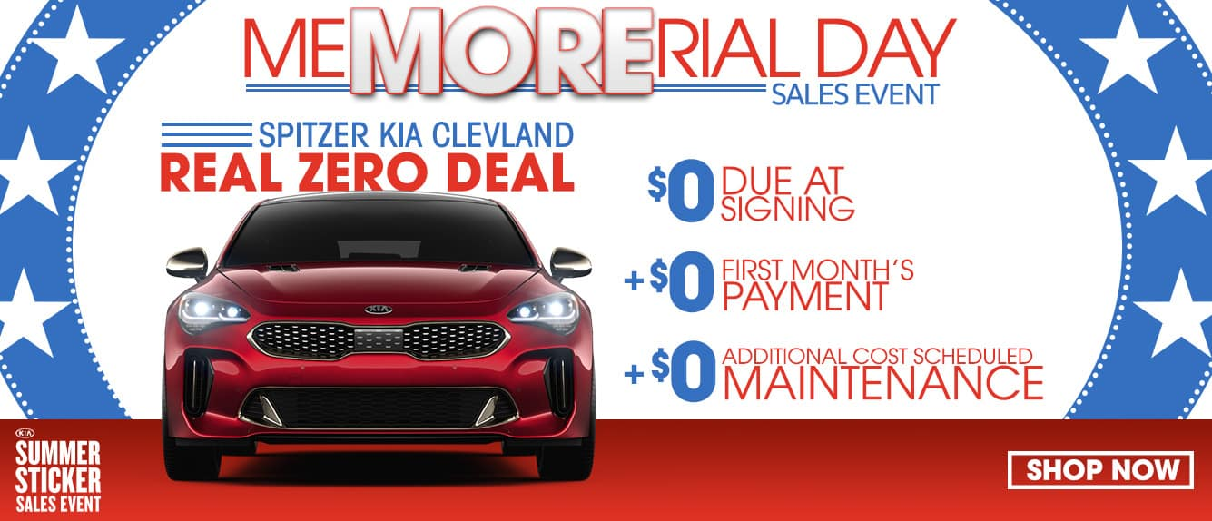 Spitzer Kia Cleveland New Used Cars Near Parma Strongsville