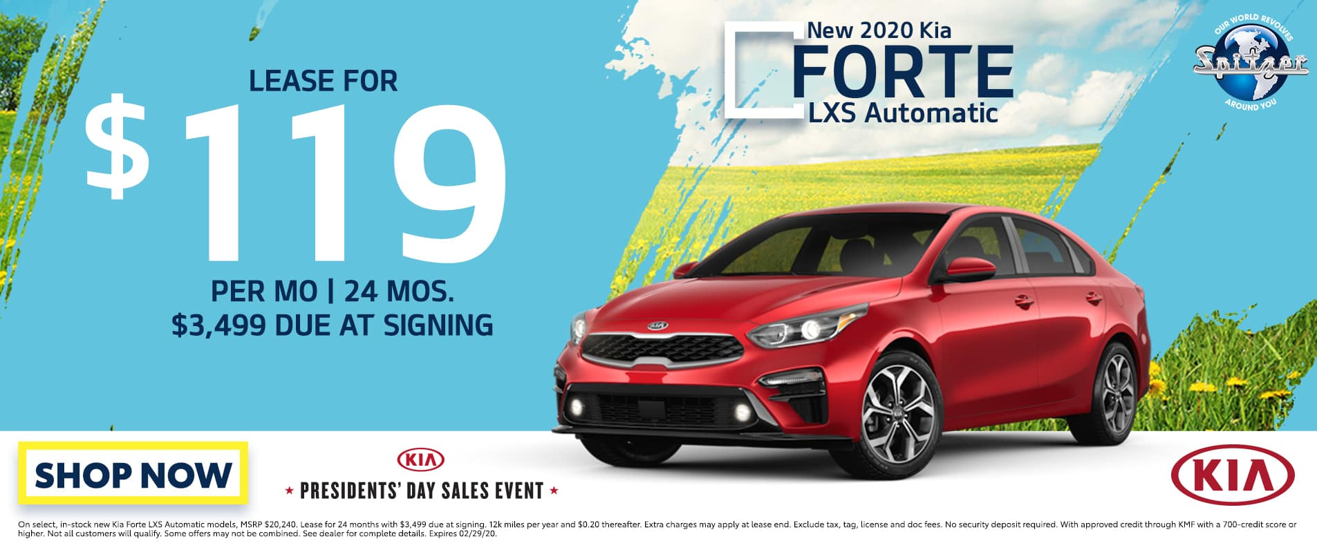 Forte | Lease for $119
