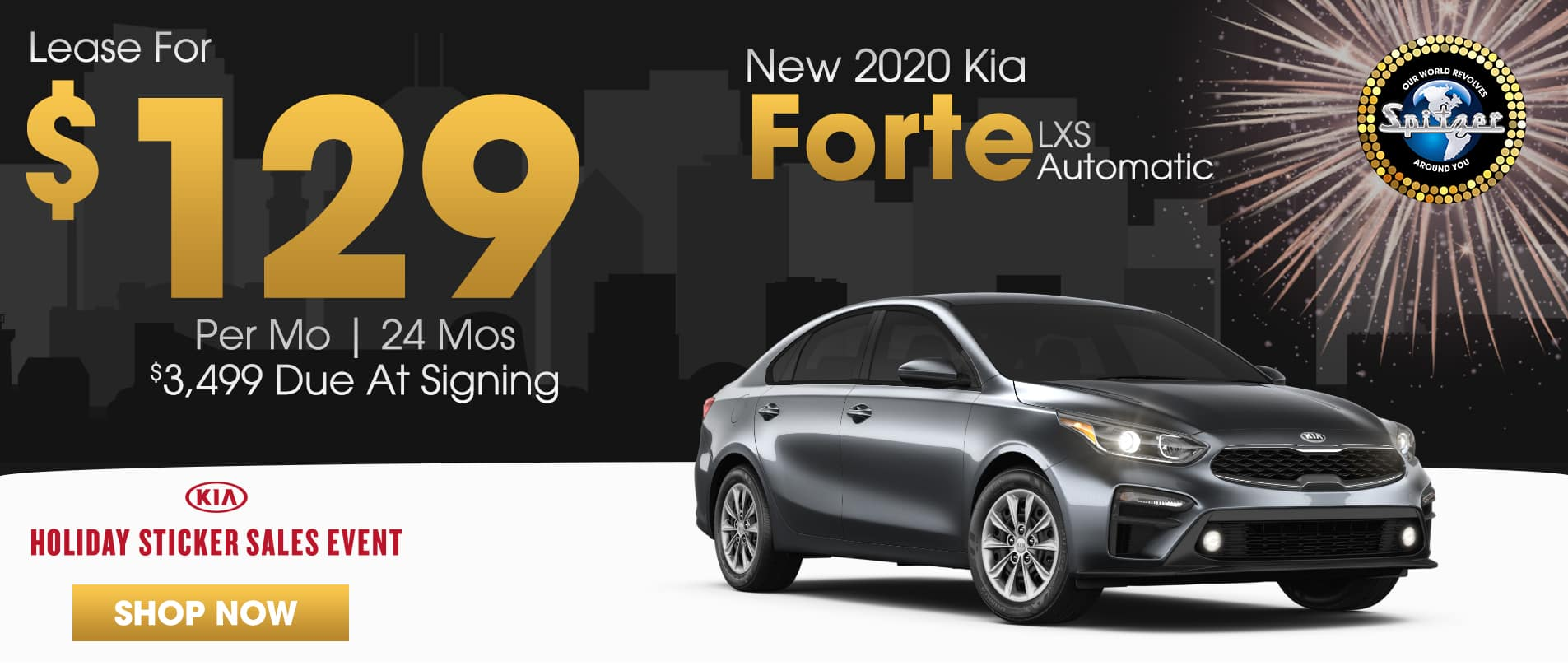 Forte | Lease for $129 per mo