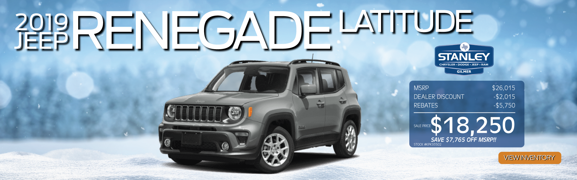 Renegade Latitude