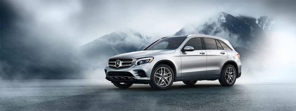 2019 Mercedes-Benz GLC Exterior