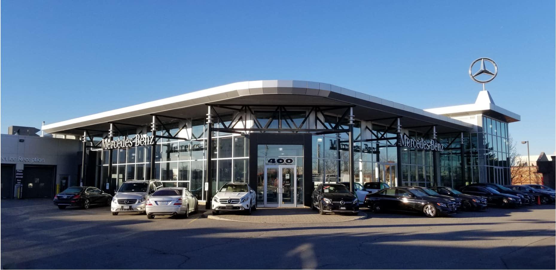 Mercedes Benz Dealership >> Welcome Star Motors Of Ottawa Mercedes Benz