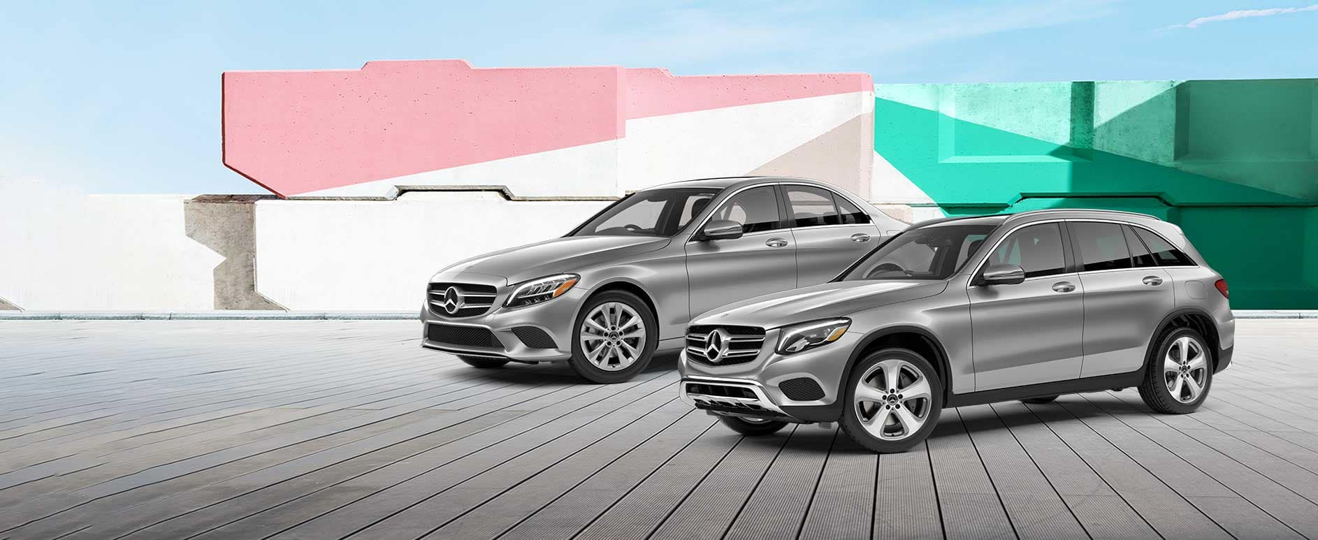 Save during the Mercedes-Benz Summer Sale