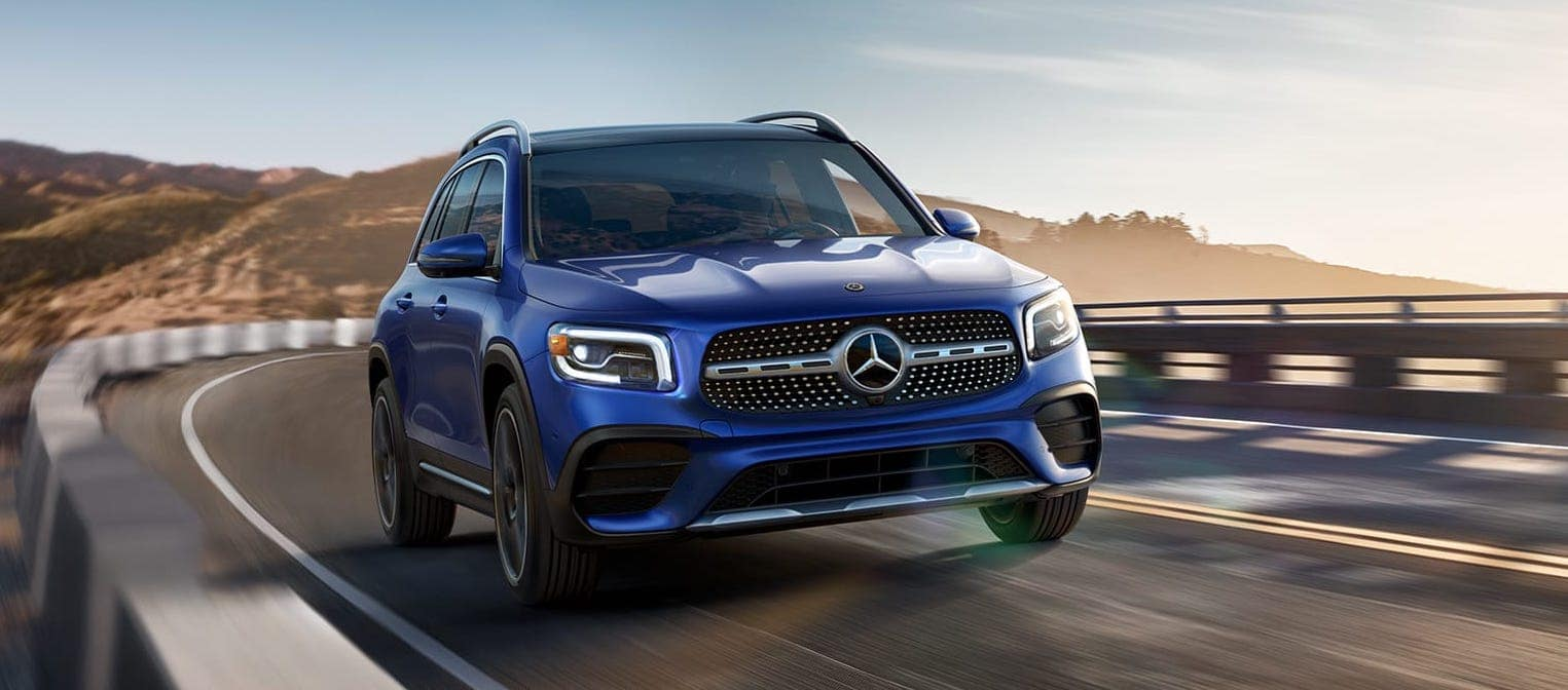 All-New Mercedes-Benz GLB SUV