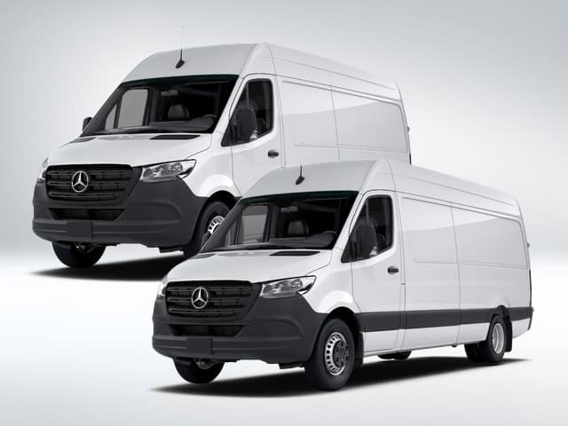 2019 SPRINTER 3500 / 4500 SÉRIES FOURGONS