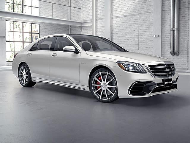 2020 S-CLASS Sedan