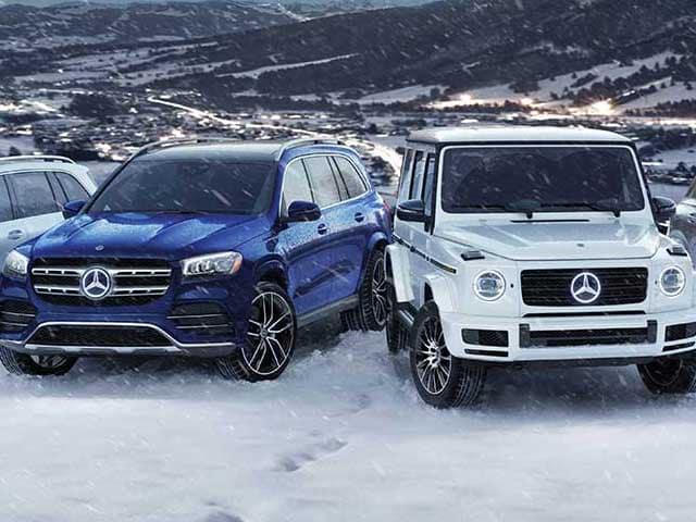 Snow Days SUV Event