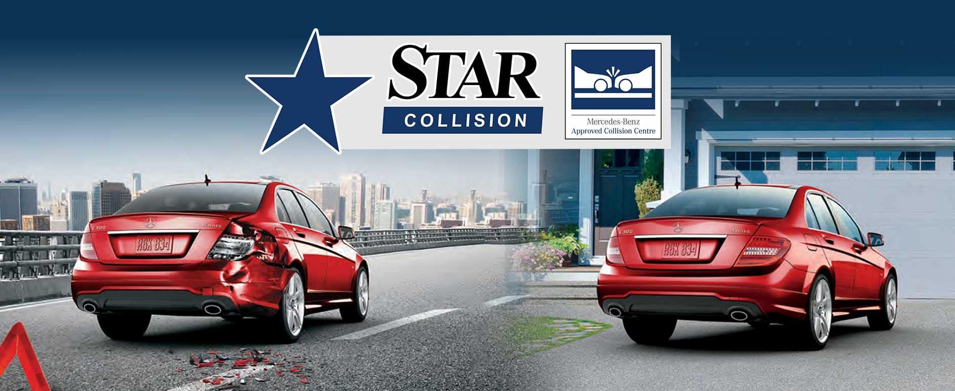Star Motors Mercedes-Benz Collision Centre