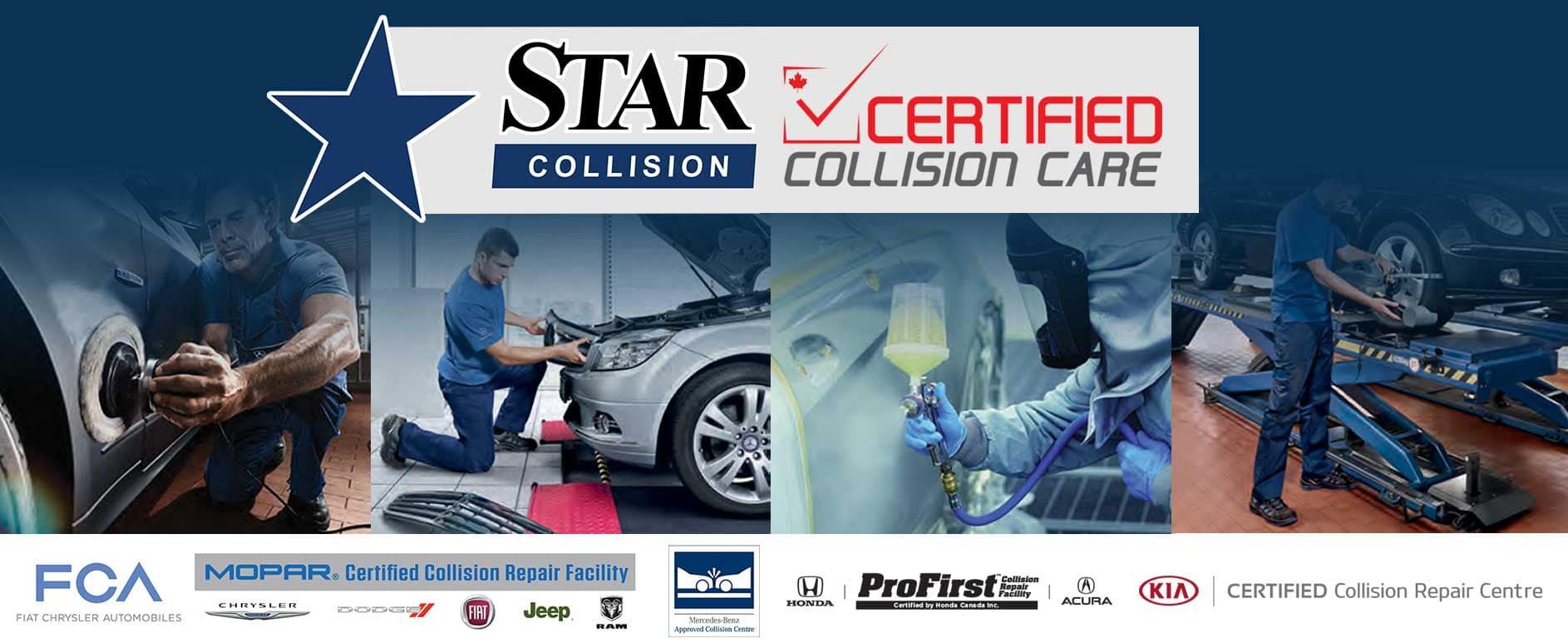 Star Collision Certified Vehicle Repair