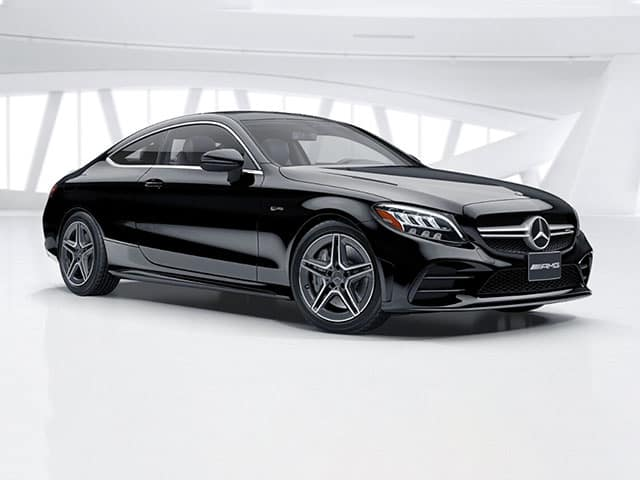 2020 C-CLASS Coupe