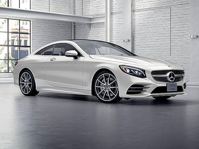 2020 S-CLASS Coupe / Cabriolet