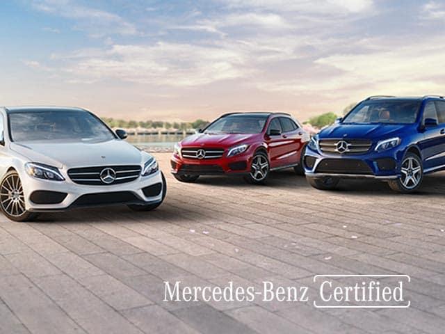 Mercedes-Benz des années modèles 2017 à 2020 (AMG exclus, 2017 à 2018 Berline C300)