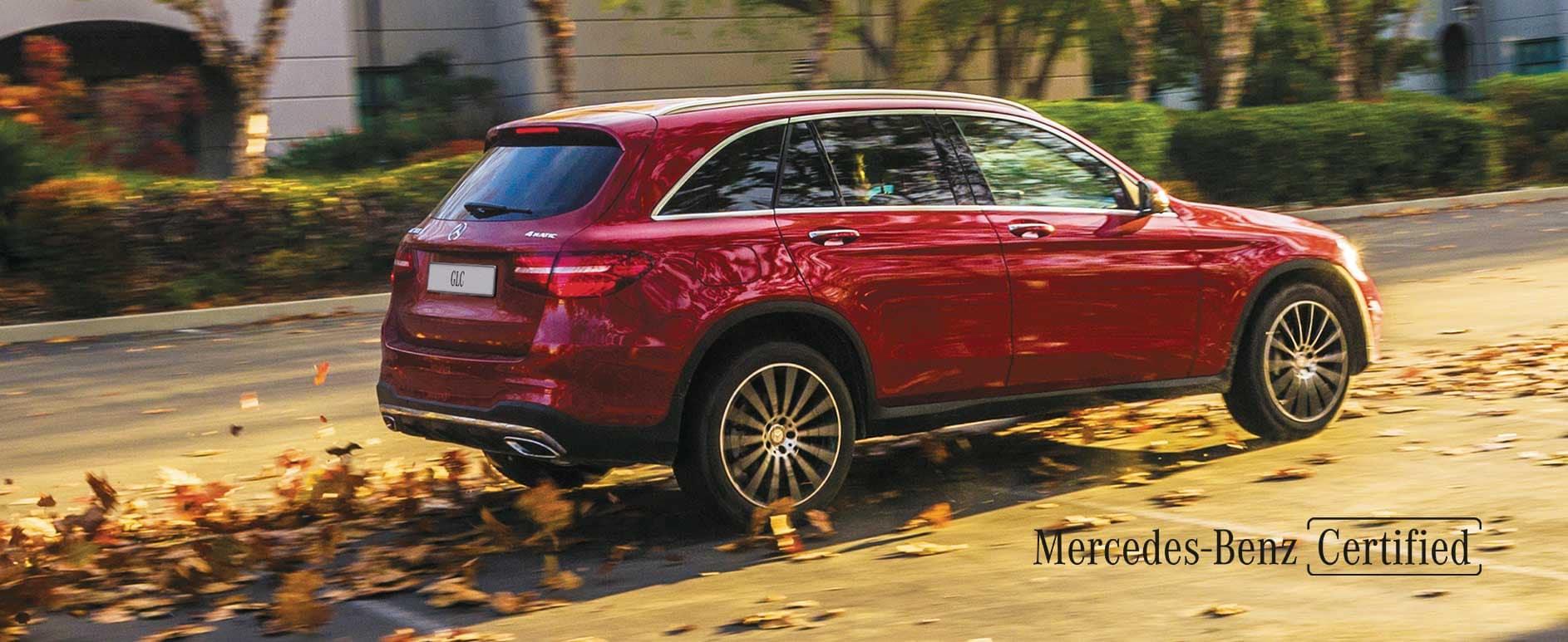 Mercedes-Benz Certified at Star