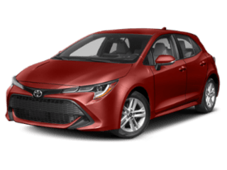 corolla-hatchback model