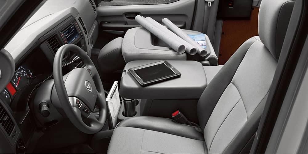 2018 Nissan NV Cargo Cabin