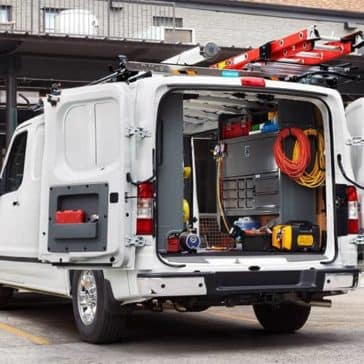 2018 Nissan NV Cargo Features