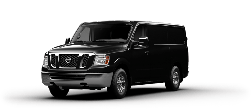 2018 Nissan NV Cargo Black