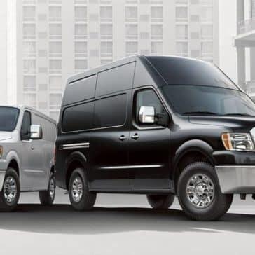2018 Nissan NV Cargo Pair