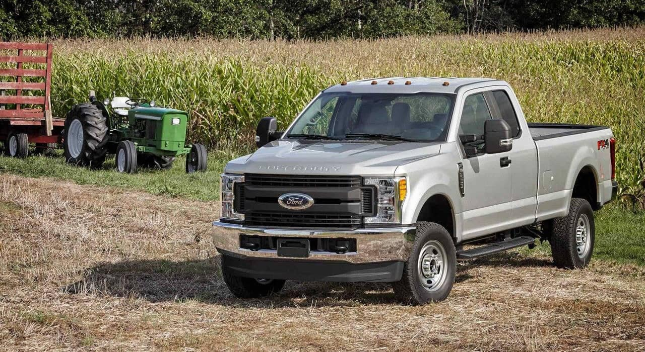 2019 Ford Super Duty FX4 SuperCab