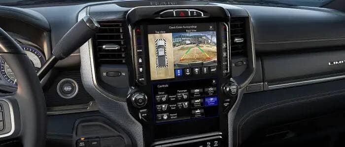 2019 Ram 2500 Technology