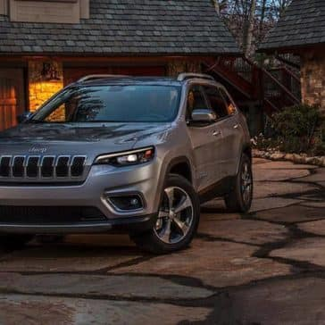 2019 Jeep Cherokee Parked