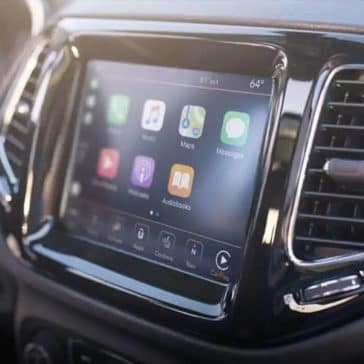 2019 Jeep Compass Technology