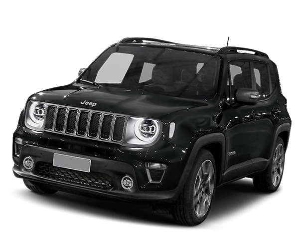 2019 Jeep Renegade Black