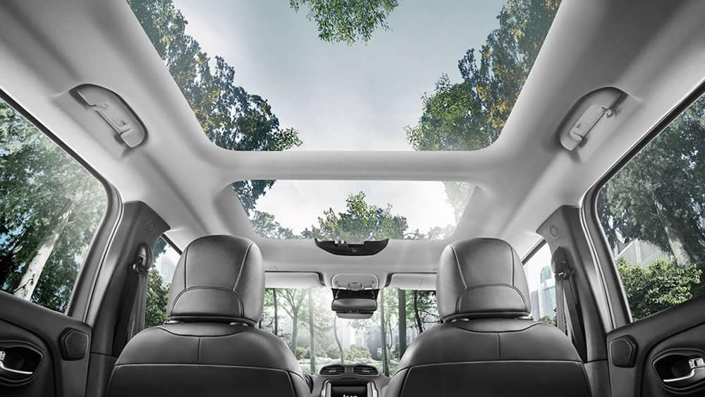 2019 Jeep Renegade Sunroof