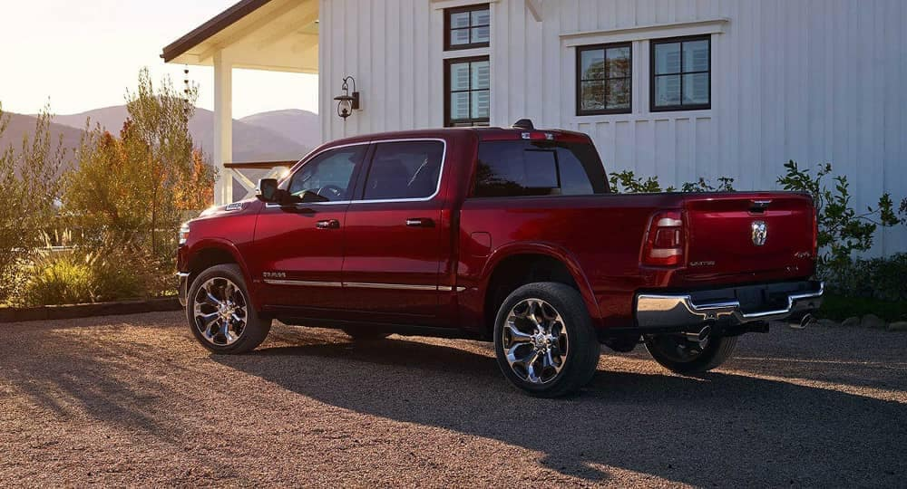 2019-Ram-1500-parked-next-to-home
