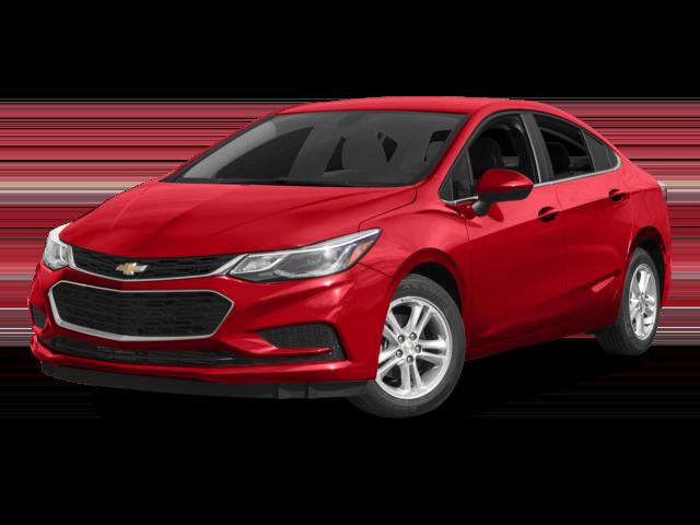 Pre-Owned 2017 Chevrolet Cruze LT Auto FWD LT Auto 4dr Sedan