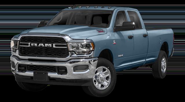 2019 Ram 2500 Blue